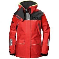 Helly Hansen Women's Skagen Offshore Jacket - Alert Red