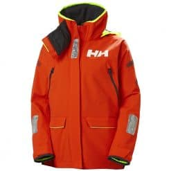 Helly Hansen Women's Skagen Offshore Jacket - Cherry Tomato