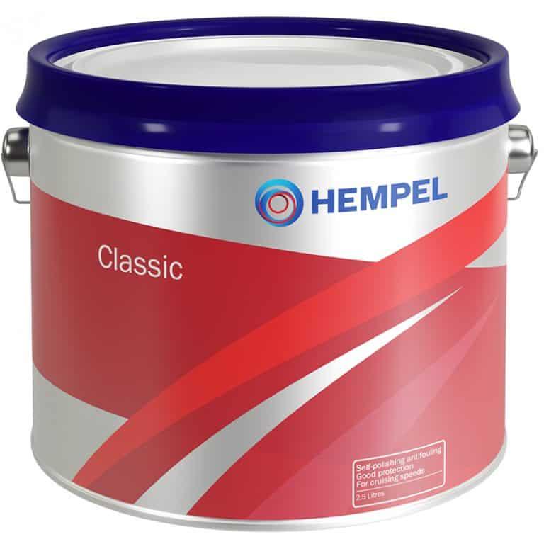 Hempel Classic Antifouling - 2.5 Litre - Image