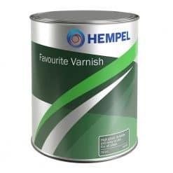 Hempel's Favourite Varnish - Image