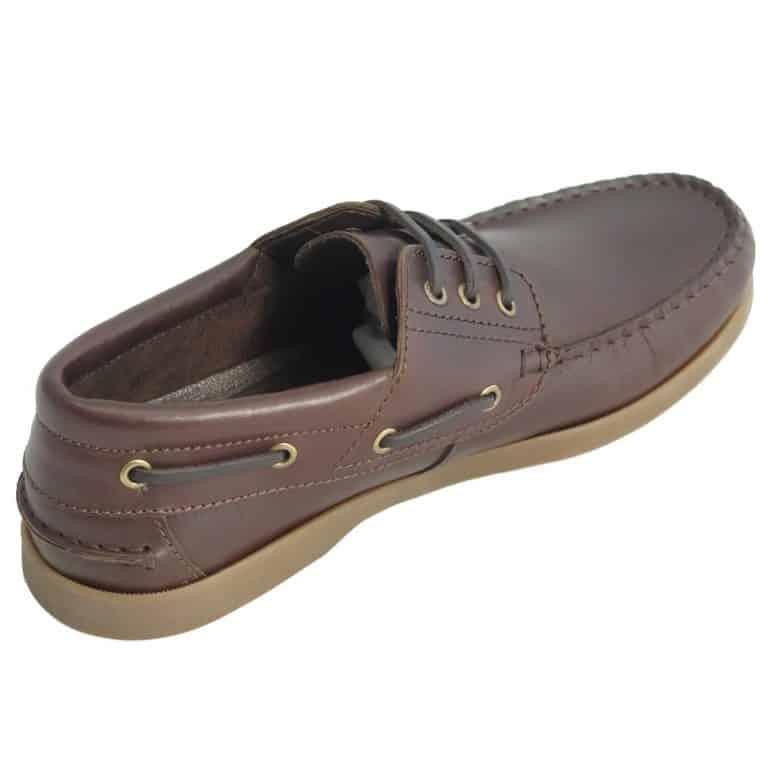 Henri Lloyd Channel 3 Eye Deck Shoe - Cyclone Seafox