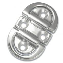 Holt 10mm Double Pad Eyes Double Ring - Image