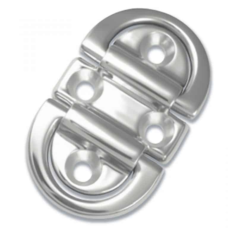 Holt 8mm Double Pad Eyes Double Ring - Image