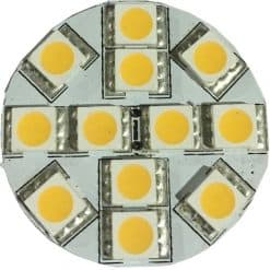 Holt Halogen Replacement Bulb Warm White 12 LED - Image