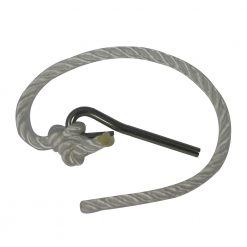 Holt Tiller Retaining Pin And Rope - Image