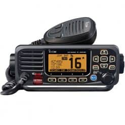 Icom M330GE Fixed VHF Radio with GPS - Image