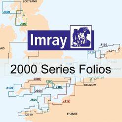 Imray 2000 Series Chart Folios - Image