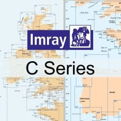 Imray C Series Nautical Charts - British Isle/EU - Image