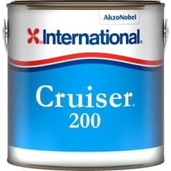 International Cruiser 200 Bright White Antifouling - Image