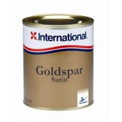 International Goldspar Satin Varnish - 750ml