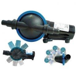 Jabsco Shower Drain Pump 12V - New Image