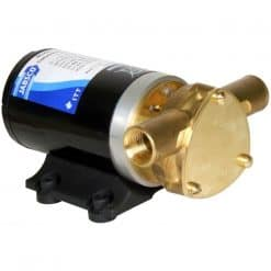Jabsco Water Puppy Self Priming Pump 12V - New Image