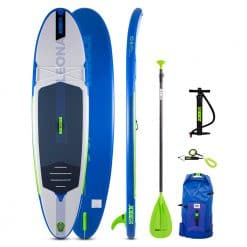 Jobe Leona 10.6 Inflatable Paddle Board Package - Image