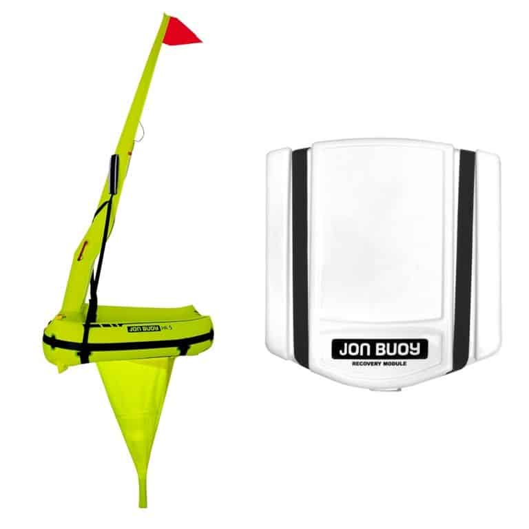 Jonbuoy Man Overboard Recovery Module - Image