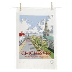 Kelly Hall Tea Towels - Chichester