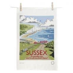 Kelly Hall Tea Towels - Sussex