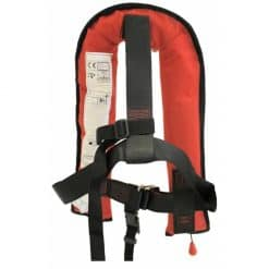 Kru Junior XF Lifejacket Automatic with Harness - Image