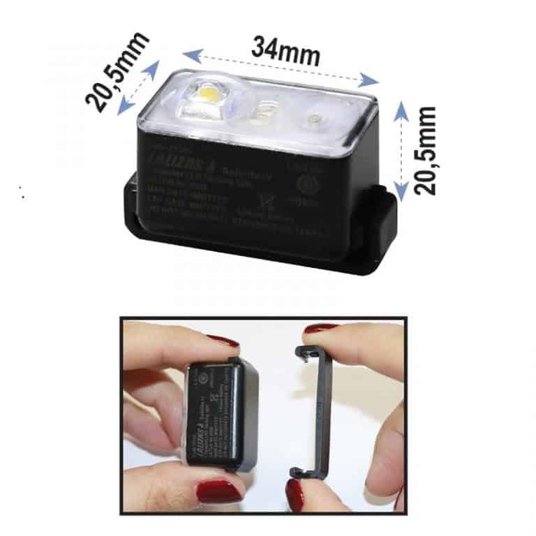 Lalizas Lifejacket LED Flashing Light Safelite II - Image