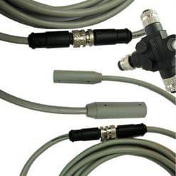 Lewmar AA Sensor Cable With Plugs 6.5m - Image