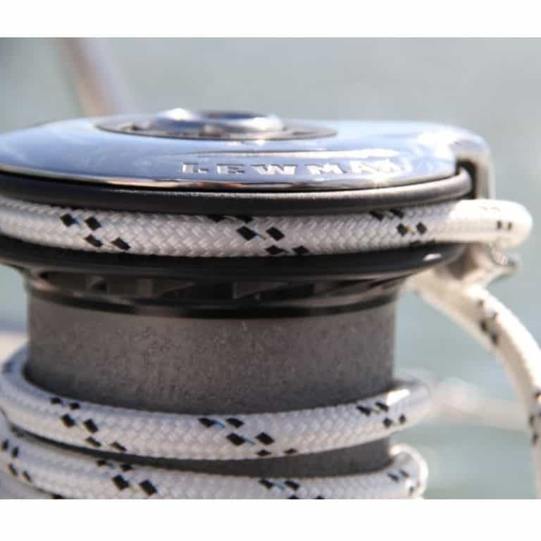 Lewmar Evo Self Tailing Winches - Close Up