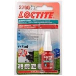 Loctite 2700 Threadlocker - LOCTITE 2700 THREADLOCKER