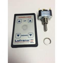 Lofrans Anchor Control Switch - Image