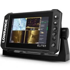 Lowrance Elite FS 7 with 3 in 1 Transducer - Image