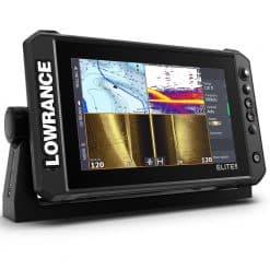 Lowrance Elite FS 9 Chartplotter / Sonar - Image