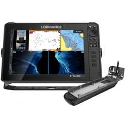 Lowrance HDS 12 LIVE Chartplotter / Sonar - Image