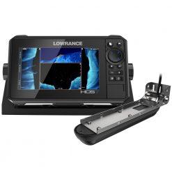 Lowrance HDS 7 LIVE Chartplotter / Sonar - Image