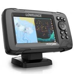 Lowrance Hook Reveal 5 Fishfinder Chartplotter - Image