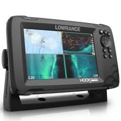 Lowrance Hook Reveal 7 Fishfinder Chartplotter - Image