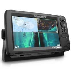 Lowrance Hook Reveal 9 Fishfinder Chartplotter - Image