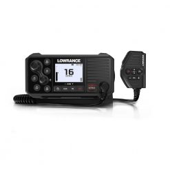 Lowrance Link 9 VHF Radio with AIS Receiver - Image