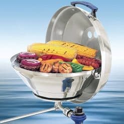 Magma Kettle Gas Grill BBQ Party Size - Image