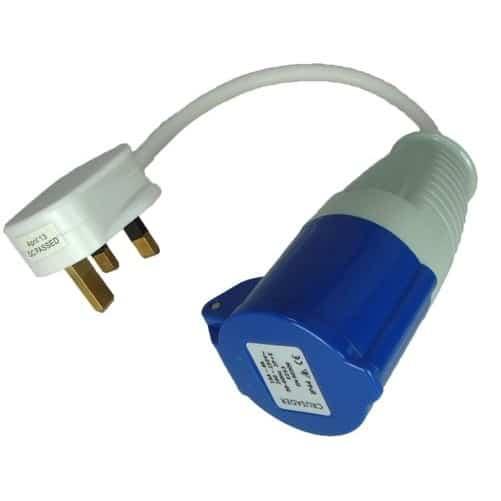 Mains Shore Power 3 Pin Adapter - Image