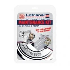 Maintenance Kit For Cayman And Kobra - MAINTENANCE KIT FOR CAYMAN AND