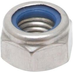 A4 Stainless Steel 'Nyloc' Lock Nuts - Image