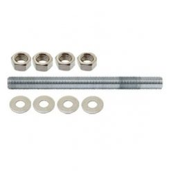 A4 Stainless Steel Studding w/ Nuts & Washers - Image