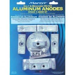 Martyr Aluminium Anode Mercury Verado 6 Cyl Kit - Image