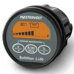 Mastervolt Battman Lite Battery Monitor - Image