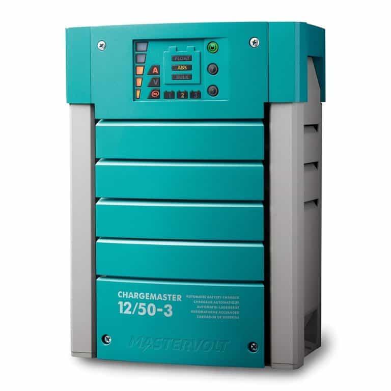 Mastervolt ChargeMaster Battery Charger - 12V 50A
