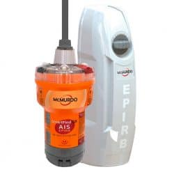 McMurdo SmartFind G8 EPIRB with AIS Automatic Housing - Image