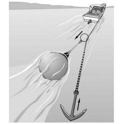 Meridian Zero Alderney Ring Anchor Retrieval - Image