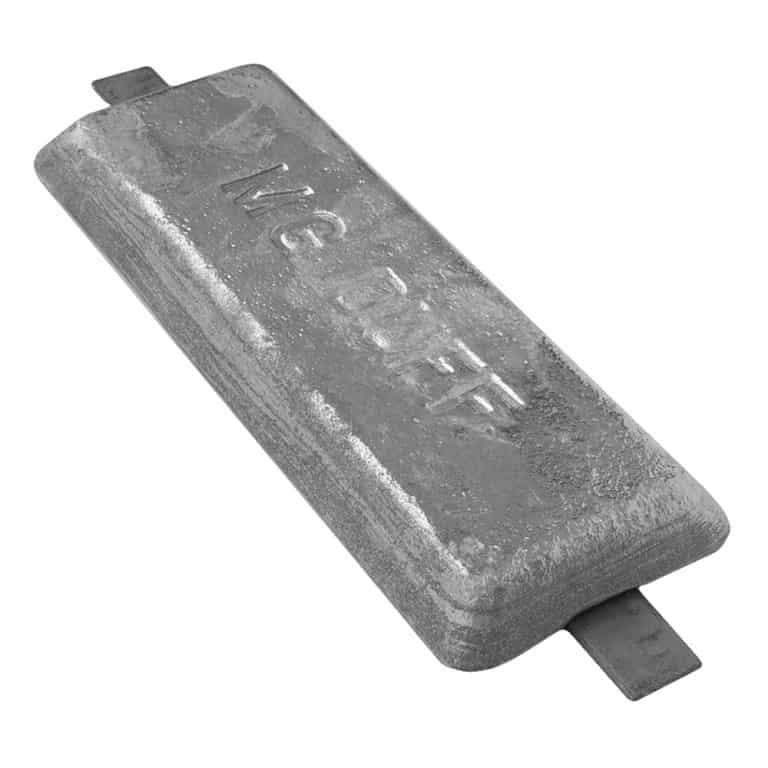 MG Duff AD60 Aluminium Anode - Image