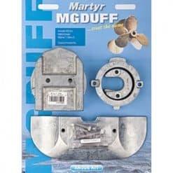 Aluminium Mercruiser Alpha 1 Gen 2 Anode Kit - Image