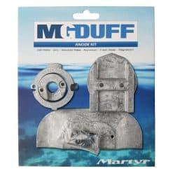 MG Duff Magnesium Mercruiser Alpha 1 Generation 2 Anode Kit - Image