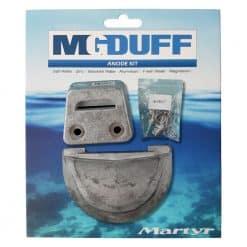 MG Duff Magnesium Volvo SX Engine Anode Kit - Image