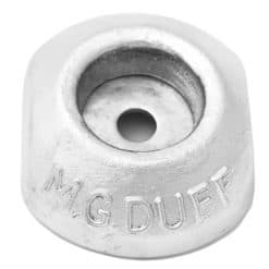 MG Duff MD56 Magnesium Hull Anode - Image