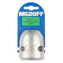 MG Duff MGDA118 Aluminium Streamline Anode - Image